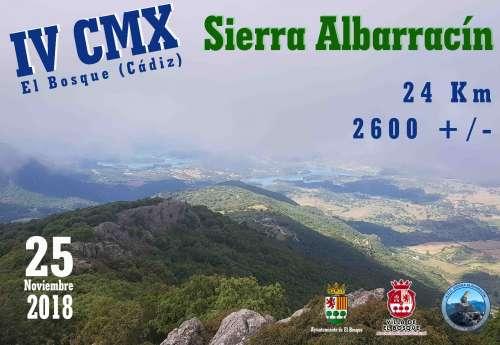 IV CxM Sierra Albarracín