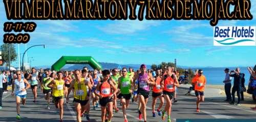VII Media Maratón Ciudad de Mojacar