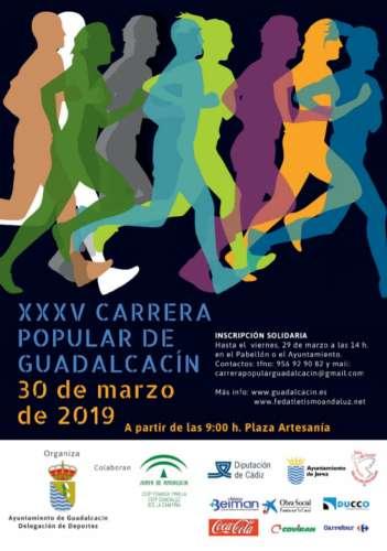 XXXV Carrera Popular de Guadalcacín