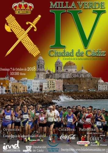 IV Milla Verde Ciudad de Cádiz
