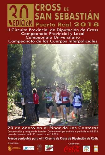 Carrera XXX Cross de San Sebastián