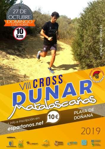VIIII Cross Dunar de Matalascañas