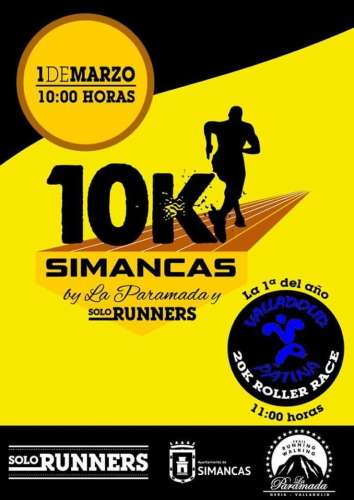 10k Villa de Simancas