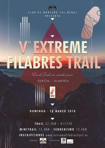 V Extreme Filabres Trail