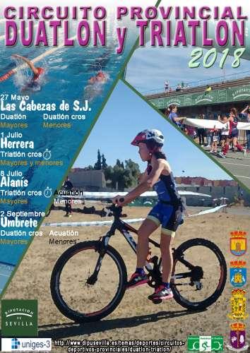 Triatlon Cross Herrera Circuito Provincial