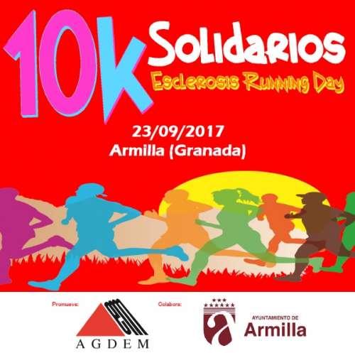 10k Solidarios Esclerosis Running Day Armilla