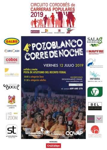 Carrera IV Carrera Popular Pozoblanco Corre de Noche