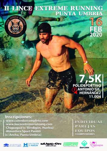 Carrera II Lince Extreme Running