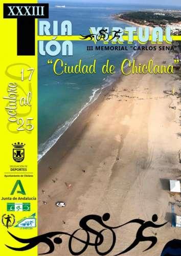 XXXIII Triatlón Virtual Ciudad de Chiclana