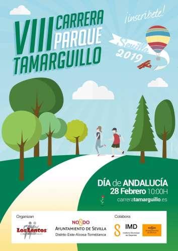 VIII Carrera Popular Parque Tamarguillo