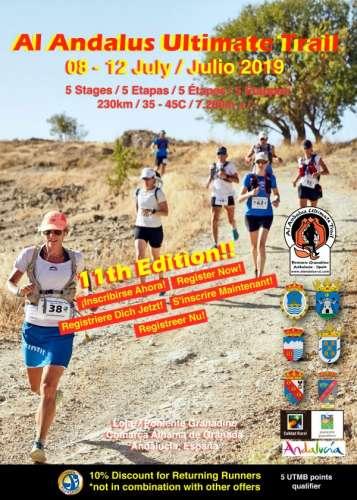 XI Al Andalus Ultimate Trail Etapa 1