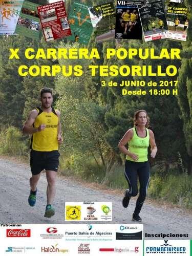 X Carrera Popular Corpus Tesorillo