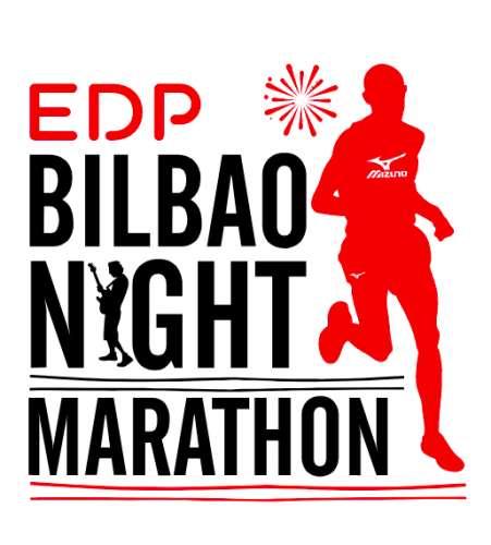 Carrera EDP Bilbao Night Maratón 2018