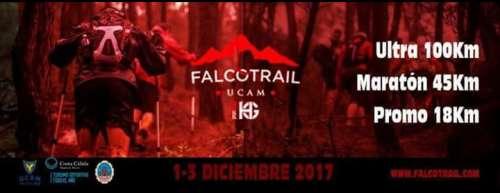 VII UCAM Falcotrail Ultra 100Km