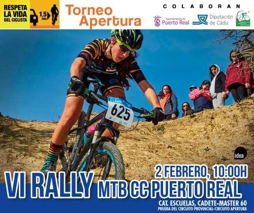VI Rally MTB CC Puerto Real
