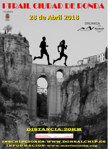 I Trail Ciudad de Ronda