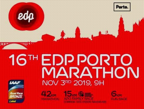 16ª Maratón Do Porto