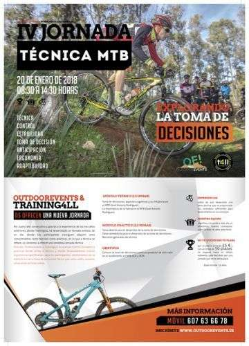 IV Jornada Técnica Mtb