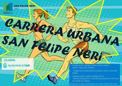 XXVII Carrera Urbana San Felipe Neri