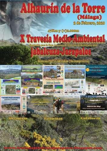 X Travesía Medio-Ambiental Jabalcuza-Jarapalos