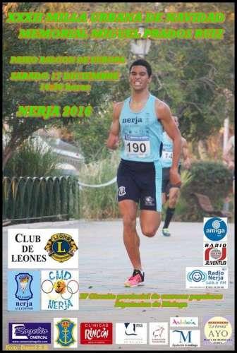 XXXII Milla Navidad Nerja Memorial Miguel prados Ruiz