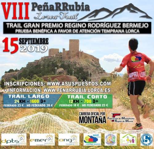 VIII Peñarubia Lorca Trail