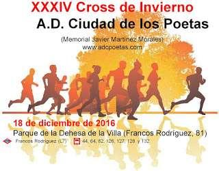 XXXIV Cross Invierno