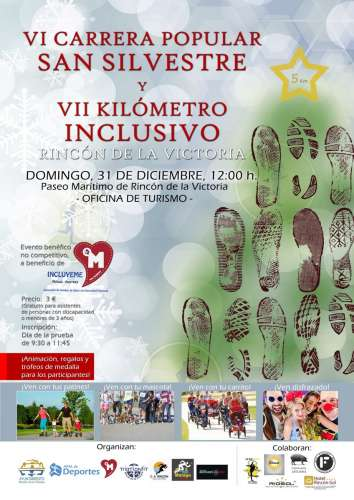 VI Carrera Popular San Silvestre Rincón de la Victoria