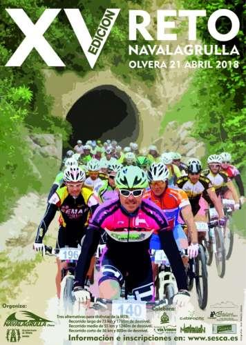 XV Reto BTT Olvera