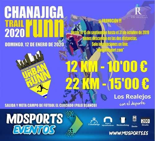 Chanajiga Trail Runn