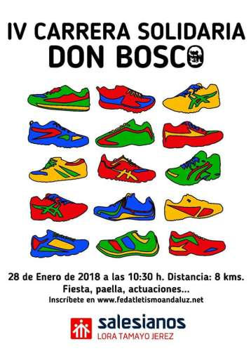 IV Carrera Popular Don Bosco