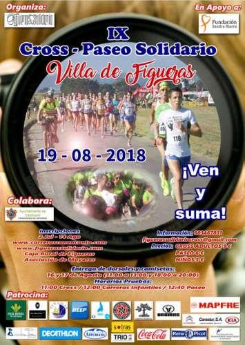 IX Cross-Paseo Solidario Villa de Figueras