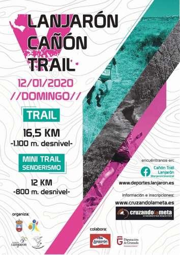 V Lanjarón Cañón Trail