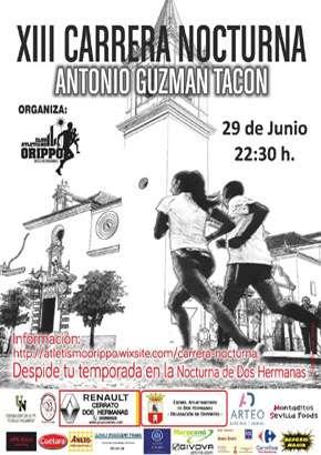 13ª Carrera Nocturna Antonio Guzmán Tacón