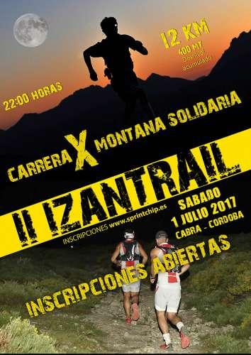 II CxM Izan Trail