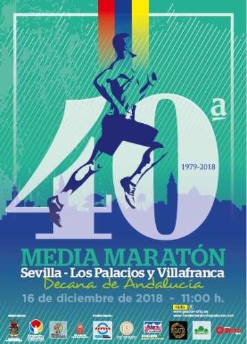 40 Media Maratón Sevilla-Los Palacios