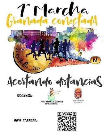 I Marcha Granada Conectada
