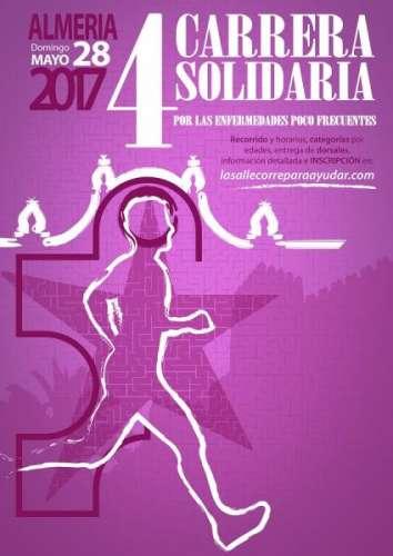 IV Carrera Solidaria por las Enfermedades Poco Frecuentes