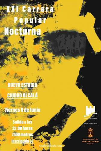 XXI Carrera Popular Nocturna Alcalá de Guadaíra