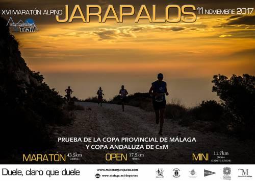 XVI Maratón Alpino Jarapalos