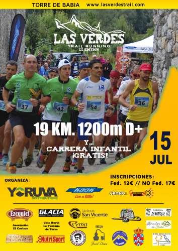 II Edición Las Verdes Trail Running