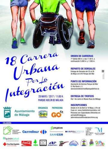18 Carrera Urbana por la Integración