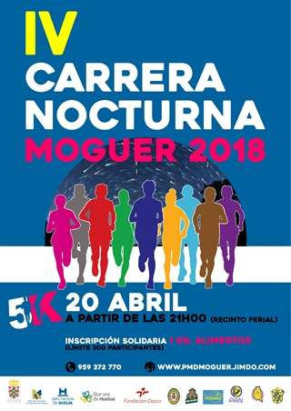 IV Carrera Nocturna Moguer