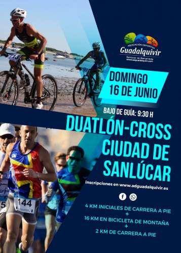XVIII Duatlón Cross Ciudad de Sanlúcar