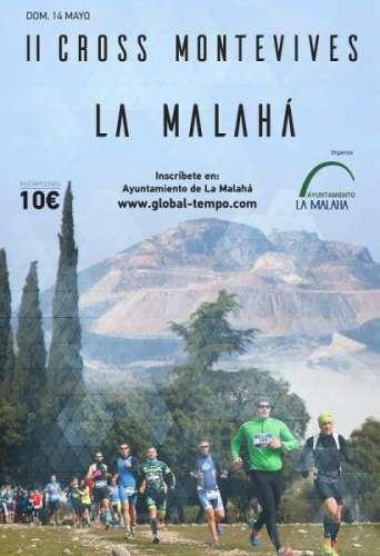 Carrera II Cross Montevives La Malahá