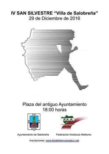 IV San Silvestre Villa de Salobreña