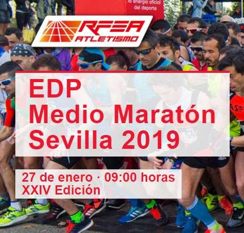 XXIV Medio Maratón de Sevilla