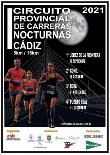 I Circuito Provincial Carreras Nocturnas