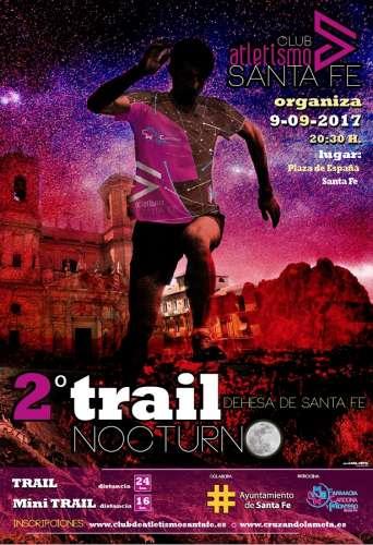 II Trail Nocturno Dehesa de Santa Fe