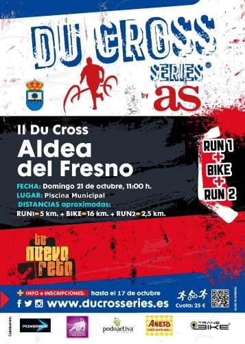 Duatlón DU CROSS Aldea del Fresno